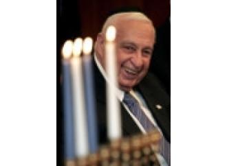 L'opera incompiuta di Ariel Sharon