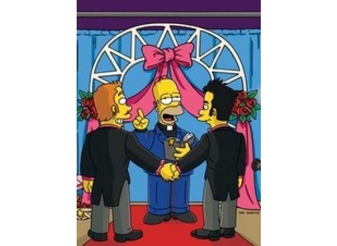 """Matrimonio"" gay"