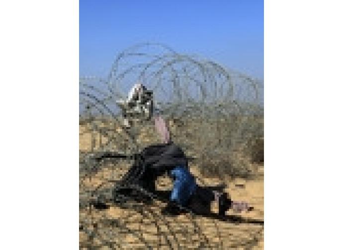Sinai, frontiera