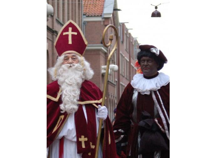 Corteo di s. Nicola in Olanda