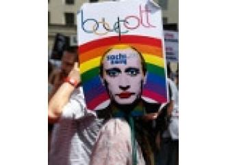 Il gayo spot delle Olimpiadi di Sochi