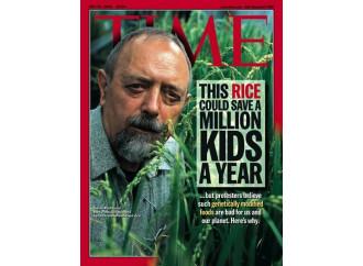 I premi Nobel a Greenpeace: lasciateci sfamare il mondo