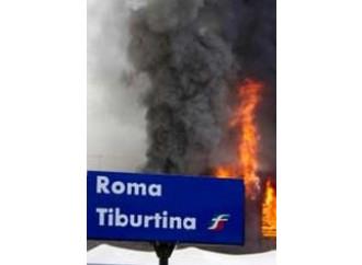 Tiburtina, le debolezze                                del sistema ferroviario