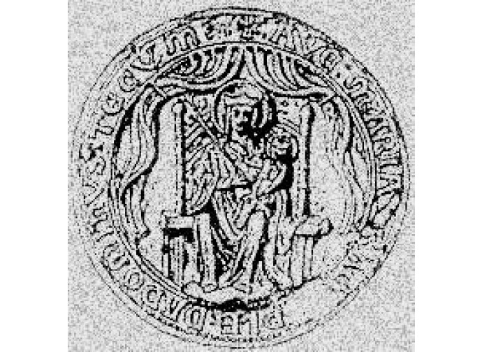 Sigillo medioevale di Nostra Signore di Walsingham