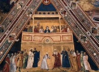 La Pentecoste nel Cappellone degli Spagnoli: sintesi della liturgia