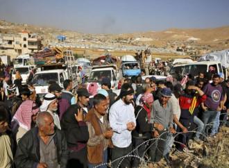 È iniziato il difficile rientro in patria dei rifugiati siriani