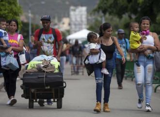 Sono tre milioni i venezuelani che hanno lasciato il loro paese devastato da una crisi economica senza precedenti