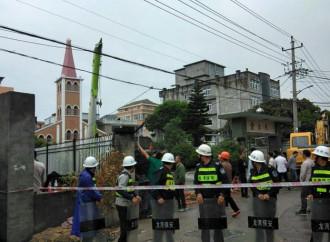 Cresce in Cina la persecuzione contro i cattolici
