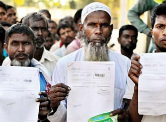 4 milioni di immigrati dal Bangladesh hanno perso la cittadinanza indiana