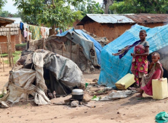 Allarme per l'aumento di sfollati e rifugiati nel nord est della Repubblica democratica del Congo