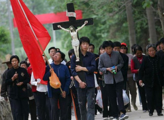Con una lettera aperta un gruppo di cattolici della diocesi di Datong rivendica la libertà religiosa, un diritto violato in Cina