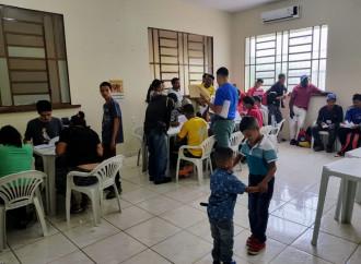 Continua l'esodo di profughi venezuelani in Brasile