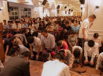 Arrestati in Cina cento cristiani di una Chiesa domestica protestante