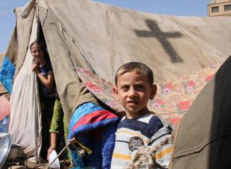 La Gran Bretagna non accetta di dare asilo ai cristiani siriani profughi