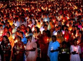 Una giornata di preghiera per i cristiani indiani perseguitati