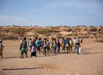 Un piano da 45 milioni di dollari per gli emigranti irregolari del Corno d'Africa