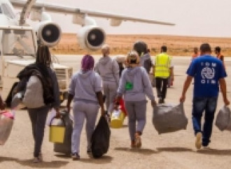 Il 9 settembre è ripreso in Libia per gli emigranti il Programma Ritorno umanitario volontario dell'Oim