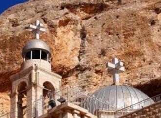 Riapre a breve il monastero greco ortodosso di santa Tekla, a Maalula