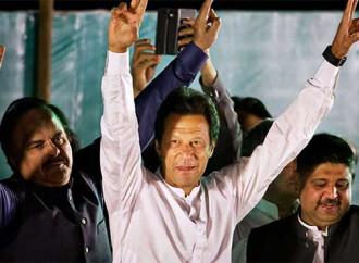Le minoranze religiose accolgono con speranza il nuovo primo ministro del Pakistan, Imran Khan