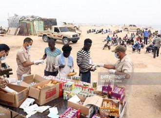 Continuano nel Mediterraneo le operazioni di soccorso della Guardia costiera libica