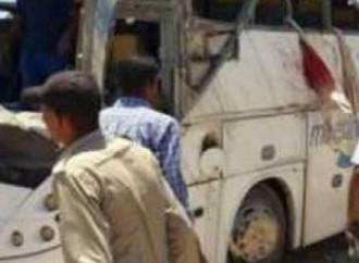 Attentato a pellegrini copti in Egitto. Almeno sette i morti