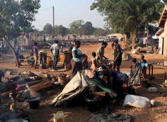 Diminuiscono gli sfollati, ma la situazione in Centrafrica resta drammatica