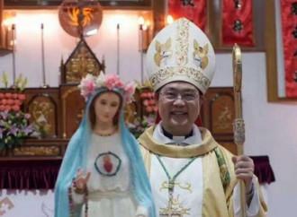 Sequestrati monsignor Shao e quattro sacerdoti dalla polizia in Cina