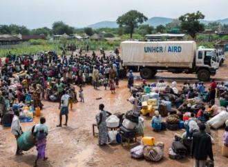 Gonfiato del 20% in Uganda il numero dei rifugiati
