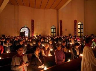 Continua in Cina l'eliminazione dei segni cristiani