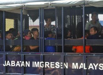 Dal 31 agosto la Malaysia dà la caccia agli immigrati clandestini