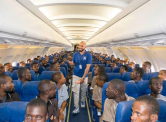 Dall'inizio del 2018 l'Oim ha riportato a casa 10.950 emigranti irregolari dalla Libia e 2.175 dal Niger
