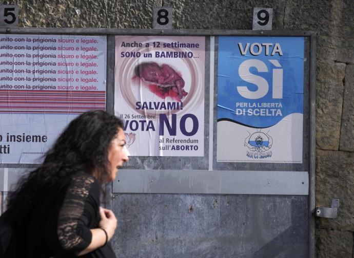 Campagna referendaria a San Marino