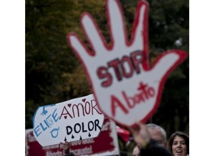 Manifestazione contro l aborto