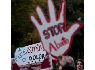 Aborto in Spagna, chi tocca la legge muore