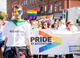 Il comunicatore vaticano e il colosso gay friendly