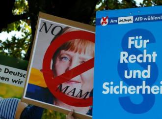 Dalle urne esce la nuova divisione della Germania