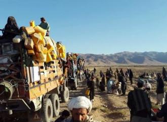 L'Unione Europea finanzia il ritorno a casa degli afghani emigrati, rifugiati e sfollati