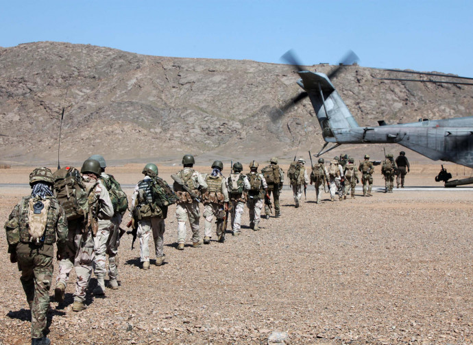 Truppe alleate in Afghanistan