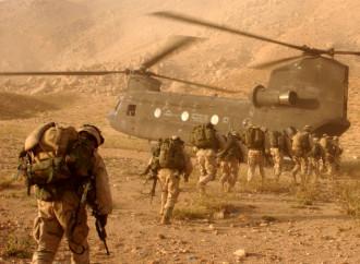 Il virus non ferma le guerre, ma riduce le spese militari