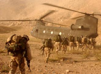 Afghanistan, la guerra che non si può vincere