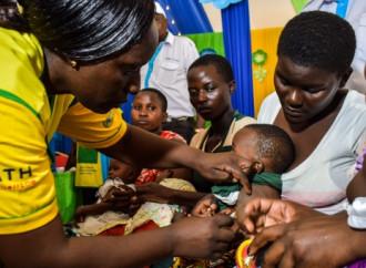Il Kenya inizia la sua prima campagna di vaccinazioni contro la malaria