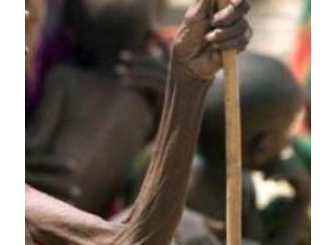 Carestia in Africa