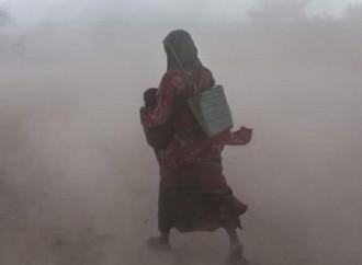 Oxfam denuncia i danni del cambiamento climatico antropico in Africa