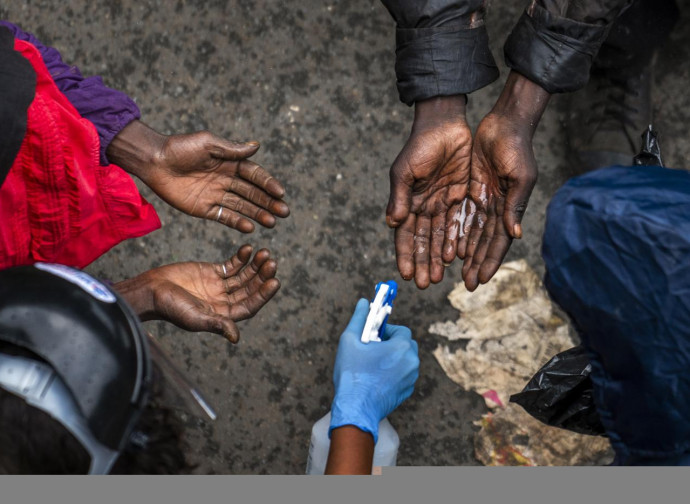Africa, sanificazione