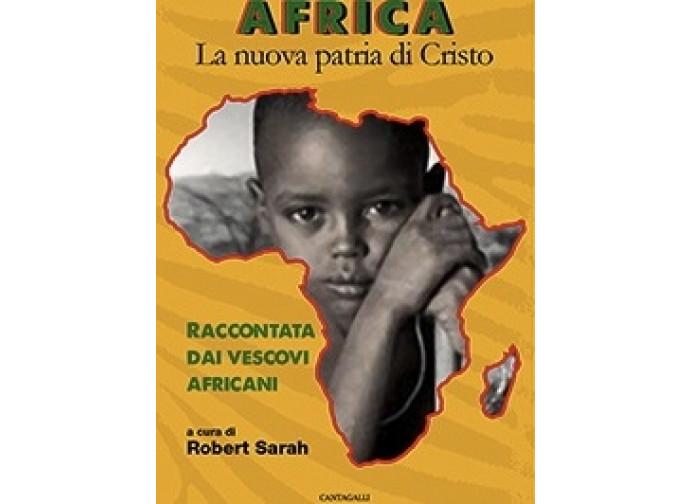 """La copertina del libro """"Africa. La nuova patria di Cristo"""""""
