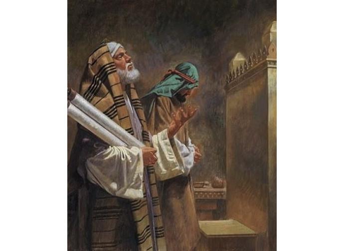 Il fariseo e lo scriba