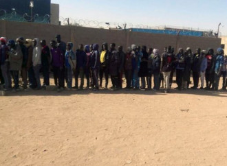 132 emigranti sudanesi arrestati ad Agadez sono stati riportati in Libia per ordine delle autorità del Niger