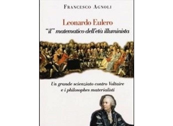 La copertino del libro: Leonardo Eulero