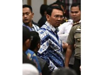Indonesia, persecuzione di un governatore cristiano