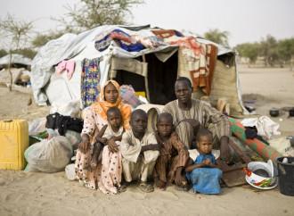 Continua in Niger l'afflusso di donne e bambini in fuga dalla Nigeria